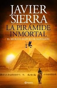 Ranking Semanal: La Pirámide inmortal, de Javier Serra.
