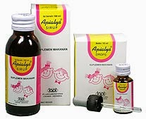Apialys Drops & Syrup Multivitamin Untuk Bayi dan Anak