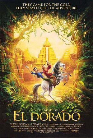 The Road to El Dorado (2000) ผจญภัยแดนมหัศจรรย์
