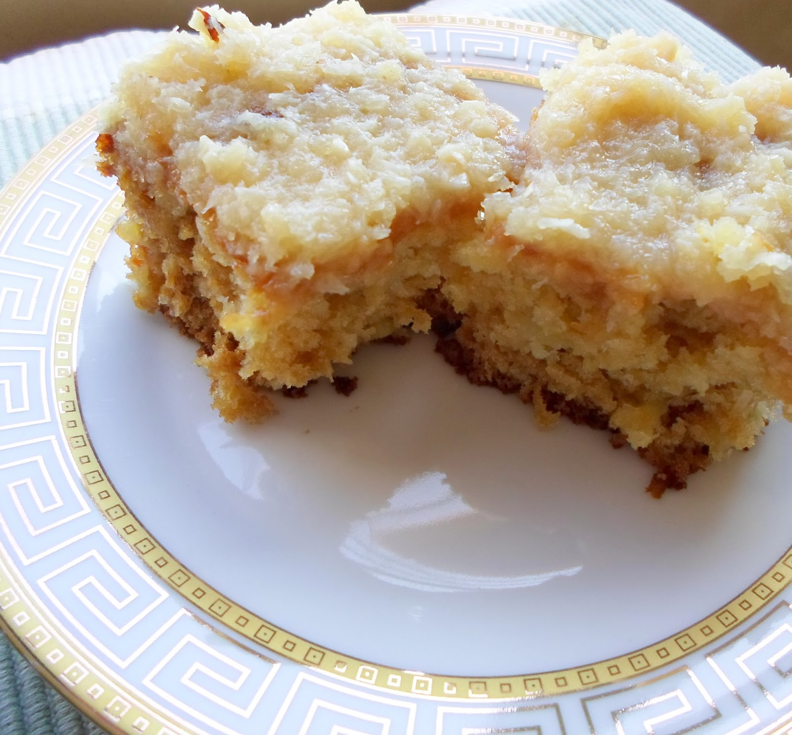 Recipe for old fashioned coconut cake 68
