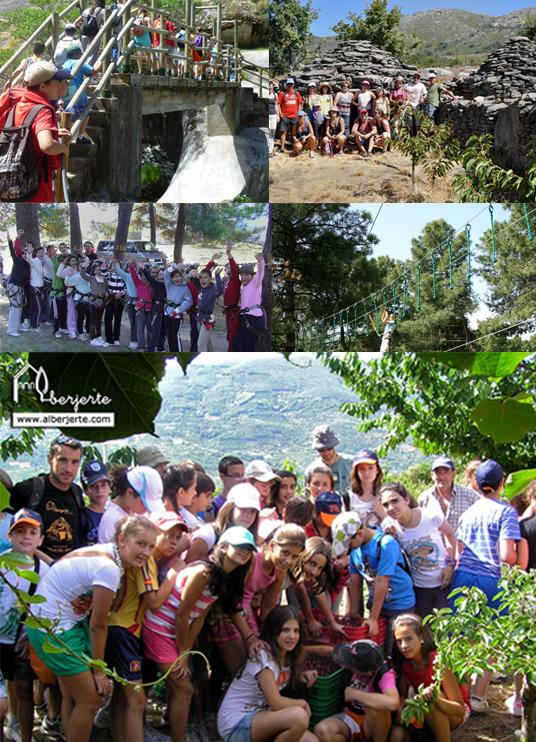 Excursiones escolares al Valle del Jerte con descuento del 10%