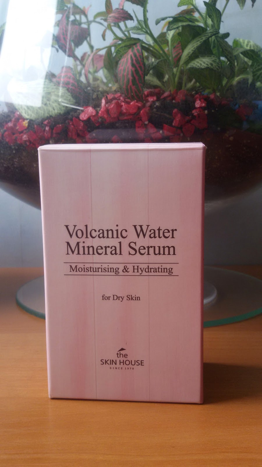 The Skin House Volcanic Water Mineral Serum: органическая сыворотка?