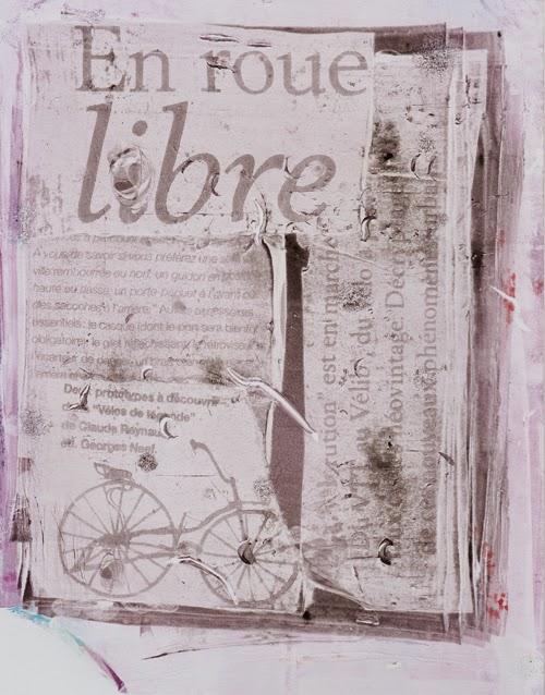 en roue libre-bedeutet: freie Fahrt