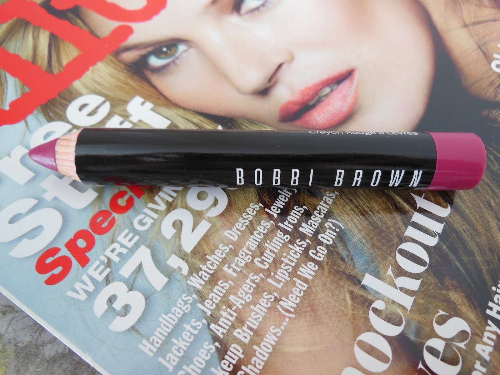Bobbi Brown Bright Raspberry art stick