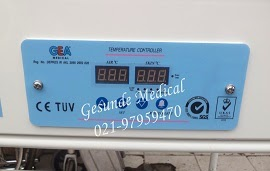 Panel Controller Baby Incubator D2006