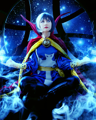 Commanderholly as Doctor Strange