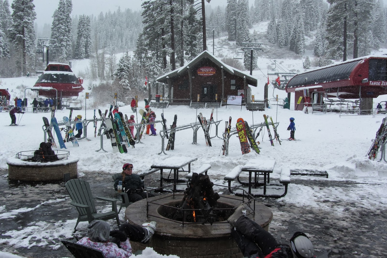 Snowboarder dies at Heavenly Lake Tahoe
