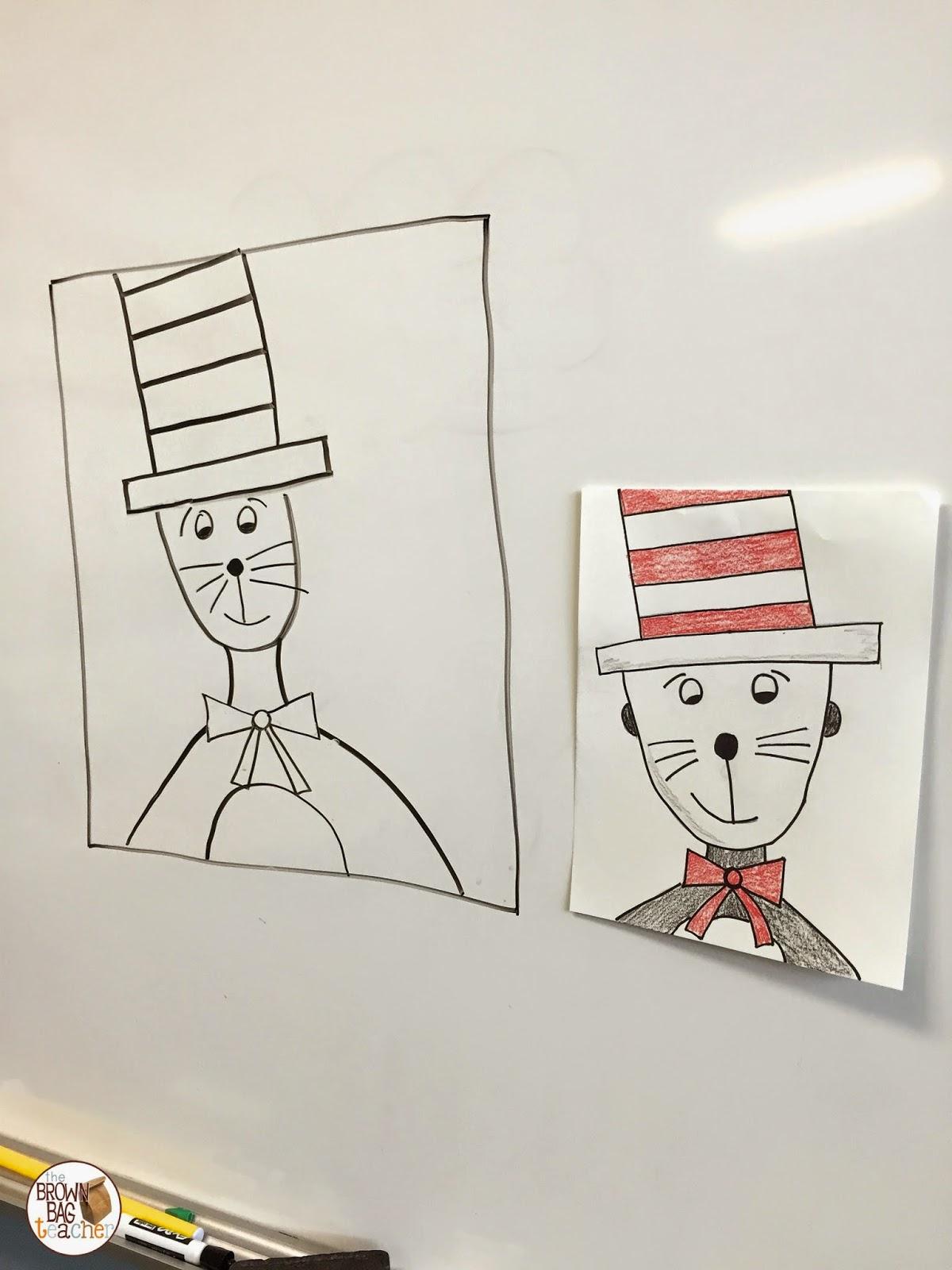 Dr Seuss Read Across America Week The Brown Bag Teacher