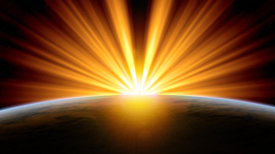 Luz en el Horizonte