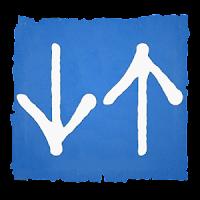Internet Speed Meter app icon