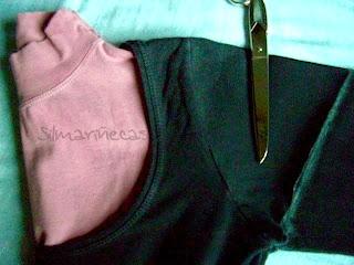 DIY. Cambia una camiseta fácilmente-