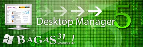 BAGAS31 Desktop Manager 5.1 1