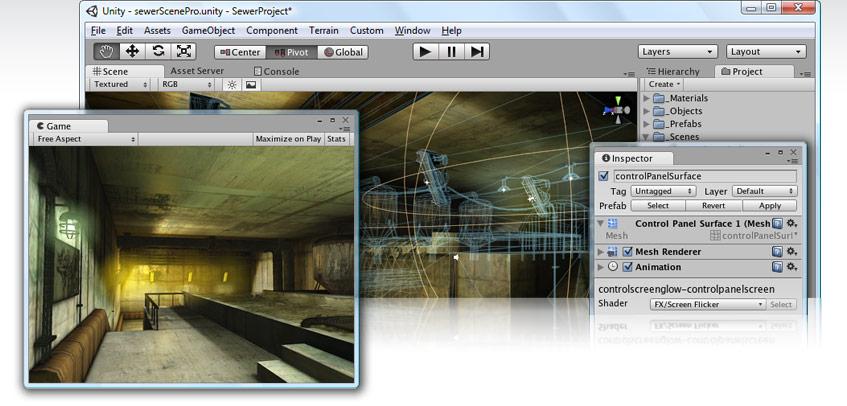 descargar unity 3d full