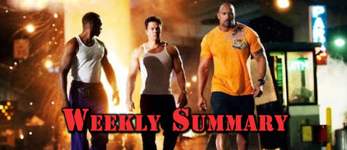 Pain and Gain Weekly Summary