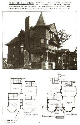 Heroes heroines and history victorian homes in minneapolis for 1890 house plans