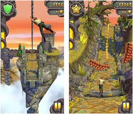 Android : Download free temple run 2