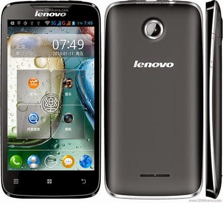 harga hp Lenovo A390