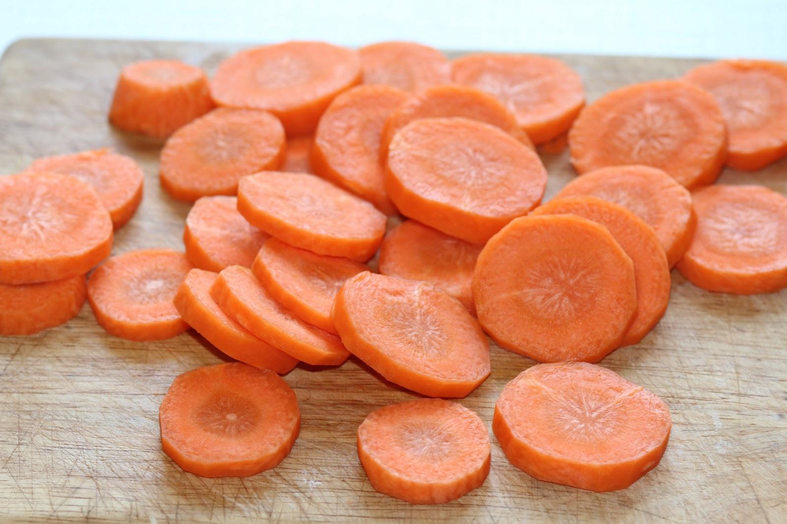 картошка в духовке с морковкой и луком рецепт