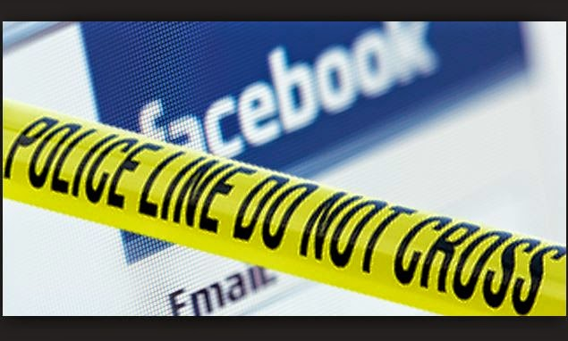 La mato' por Mentir de como ella era en facebook