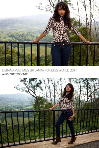 Derana Veet Miss Sri Lanka for Miss World 2011 Photos
