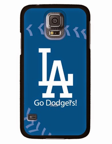 Los Angeles Dodgers MLB Stitch Samsung Galaxy S5 Case