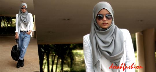 Berjilbab Tapi Maskulin (Boyish Style Hijab)