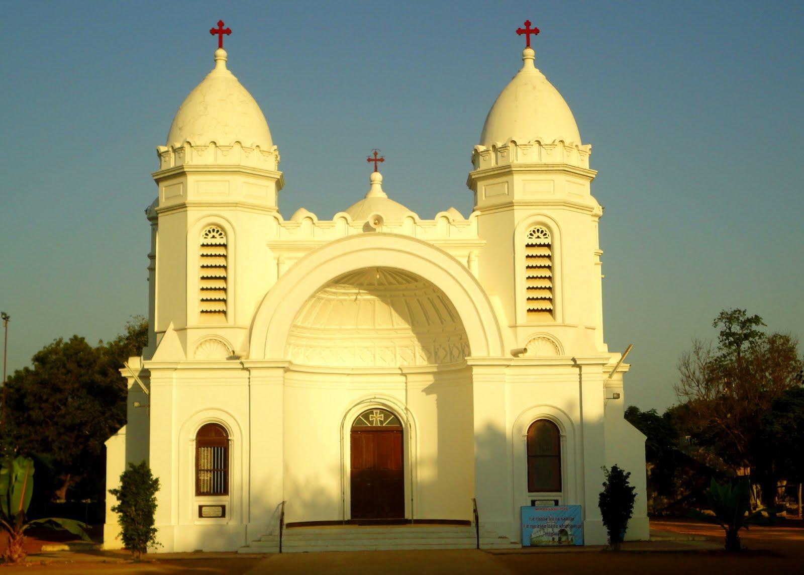 You Can Visit Schwartz Church in Thanjavur