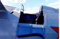 Откидная дверца в левом борту И 153