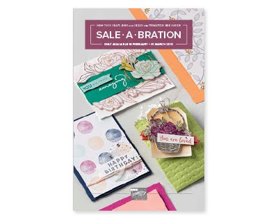 Sale-A-Bration 2nd Release Catalogue