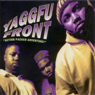 Yaggfu Front - Action Packed Adventure! [CD] (1994) FLAC