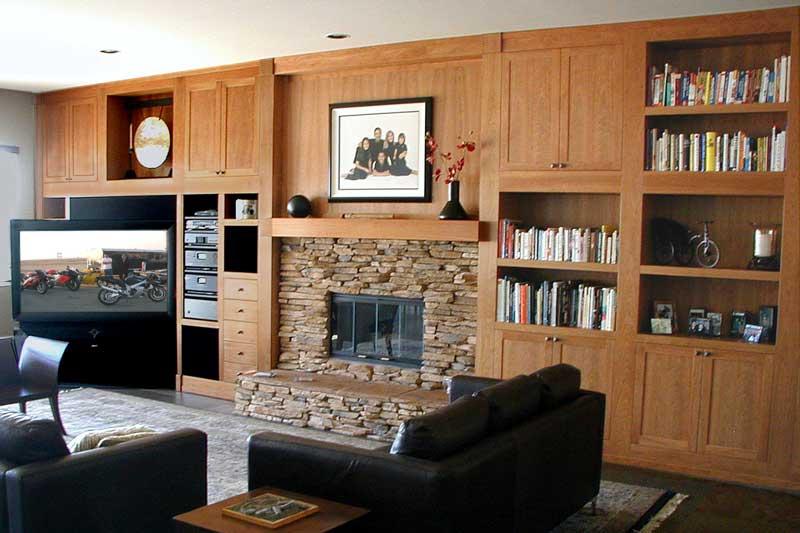 Muebles Organizadores Para Sala: ProducciÓn de muebles melamina ...