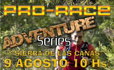 Adventure Series Sierra de las cañas (21k - 12k - 7k, Maldonado, 09/ago/2015)