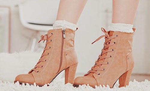 Moda 2015   Lindos botines de temporada para mujeres