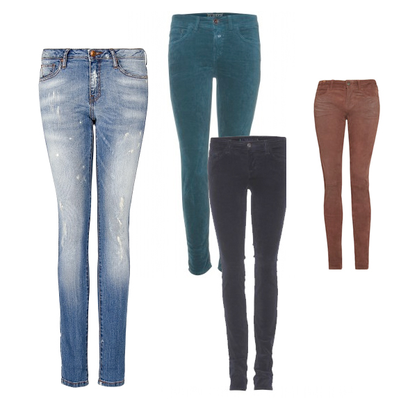 Skinny pants Ai 2012-2013 on www.designandfashionrecipes.com