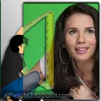 What is the height of Karylle Padilla?
