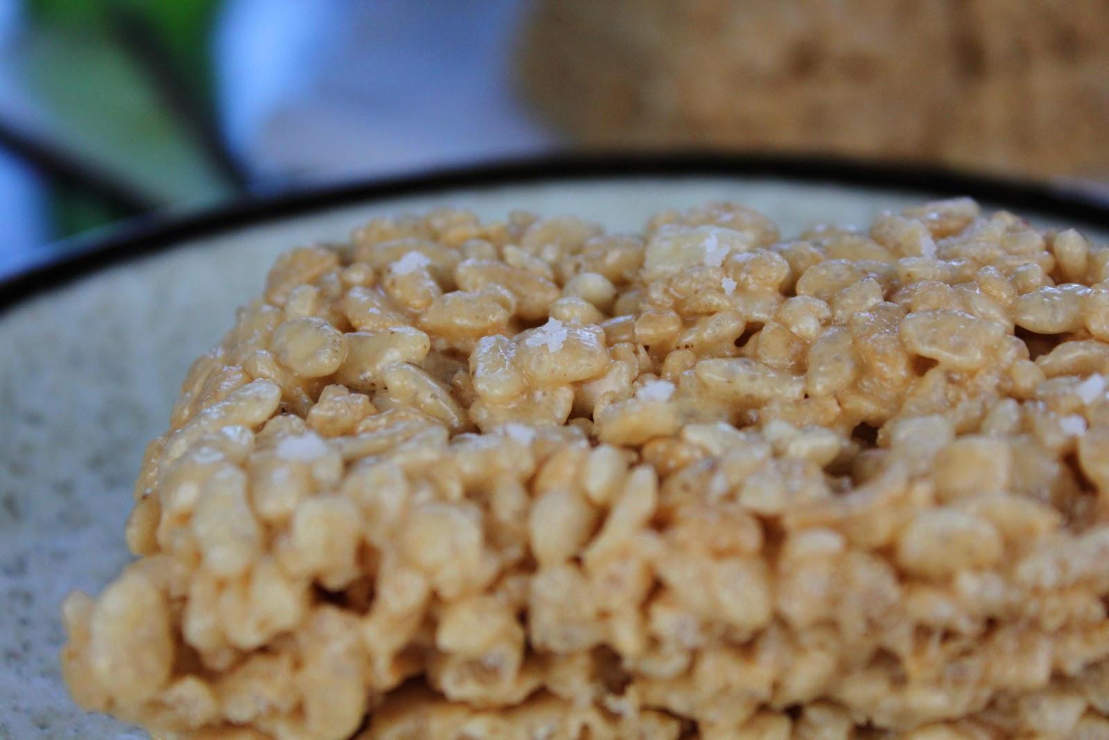 Low Fat Rice Krispie Treats http://www.fatandhappyblog.com/2012/01 ...