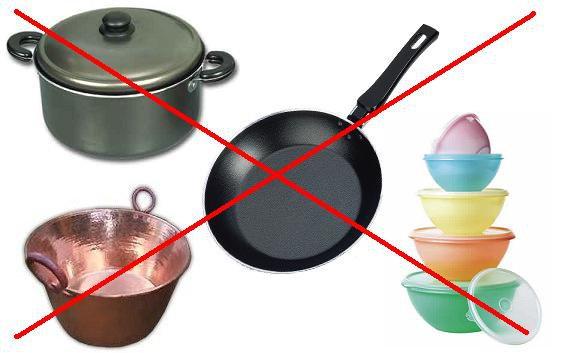 Recetas y consejos para vivir mejor utensilios de cocina for Utensilios y materiales de una cocina de restaurante
