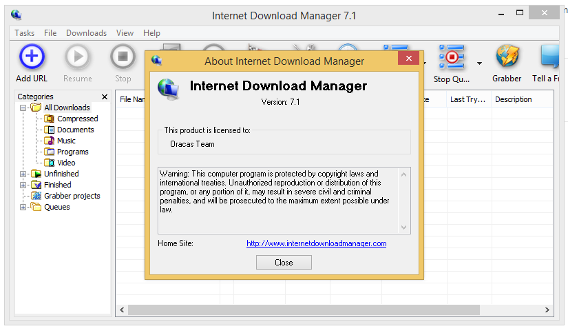 Download IDM 7.1 Terbaru 2014 Gratis Tanpa Registrasi Full Version