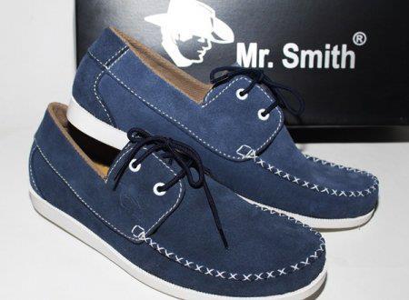 Sepatu Mr.Smith SMITH2013 BIRU