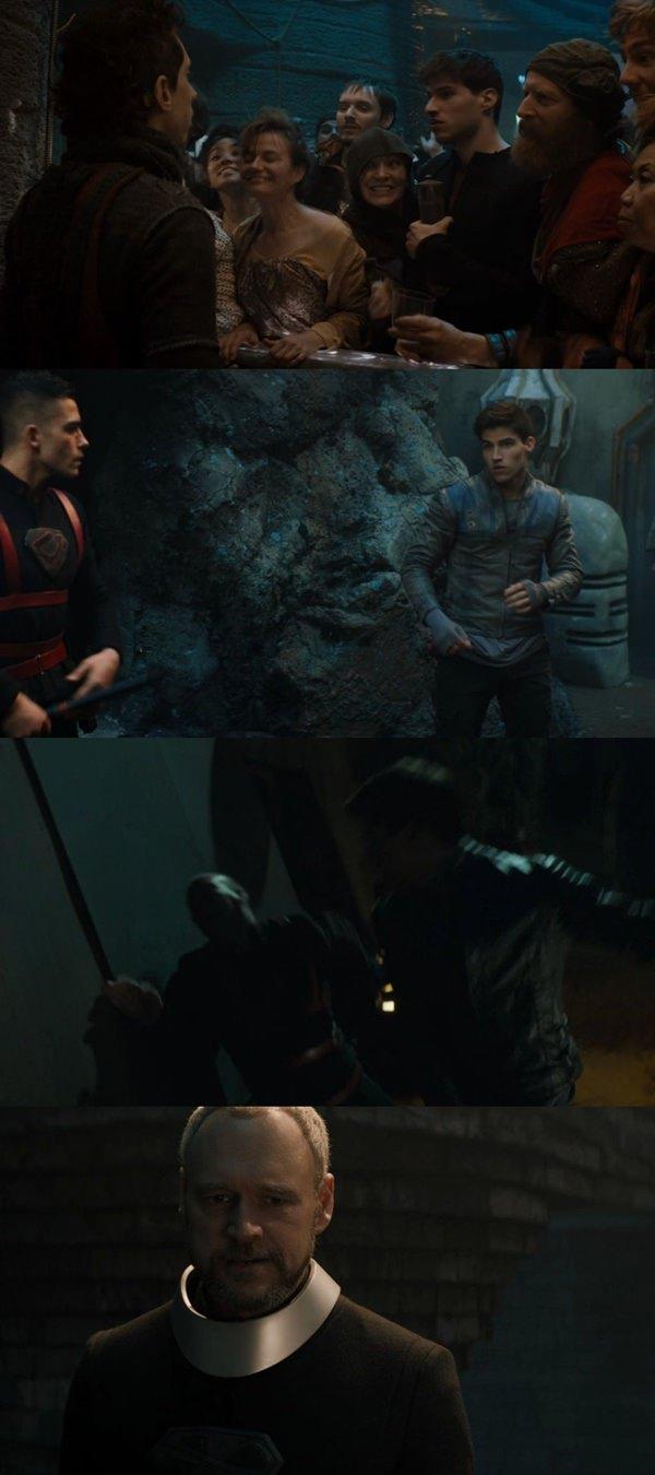 Krypton Temporada 1 capturas -
