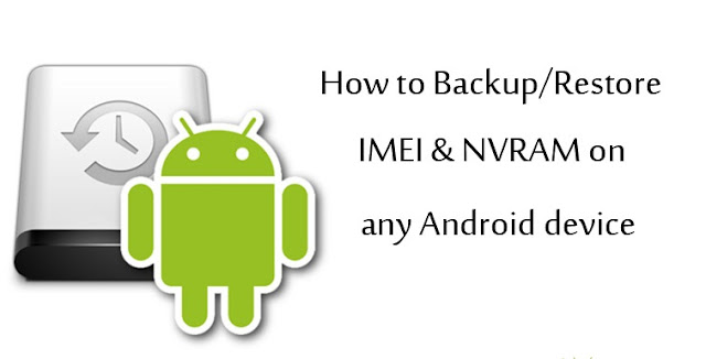 How to Change/Restore IMEI No. on Android Phones and Tablets