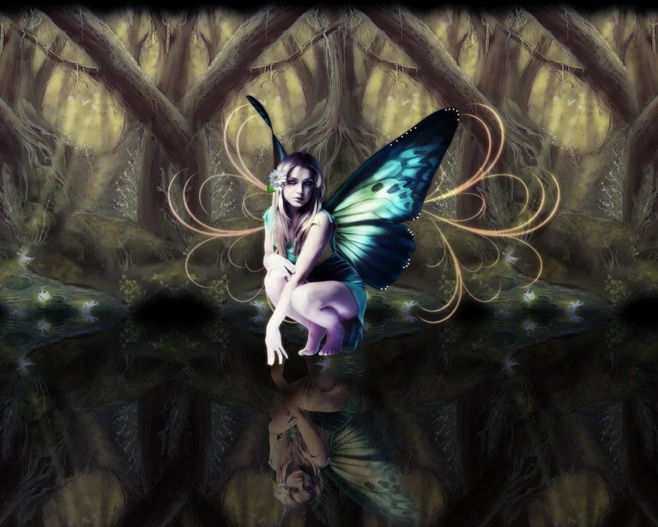 Hada de la Magia y el Silencio