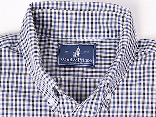 Wool And Prince Shirt That Needs No Washing Even After 100 Days Of Continuous Us