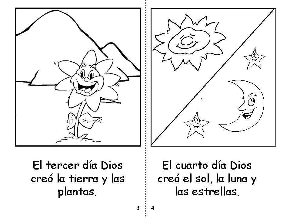 Celebra la vida!: La Creación de Dios.