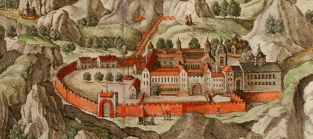 Montserrat Bruta, La Muntanya de la Discordia