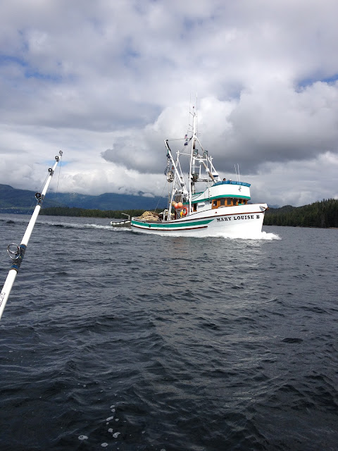Ketchikan Bay, Alaska