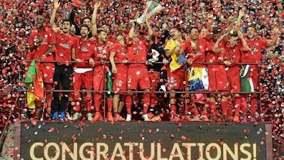 Cómo viajar de Sevilla a Tbilisi el martes 11 de agosto para la final de la Supercopa