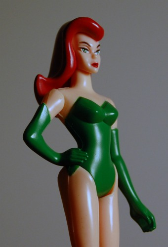 poison ivy batman cartoon. Batman Animated Poison Ivy