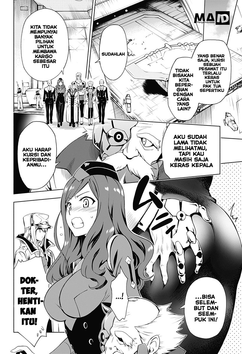 Darling in the FranXX Chapter 01-16