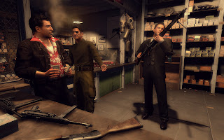Mafia II GOLD pc